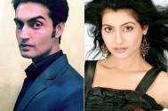 Kunal Bakshi and Ojaswi Oberoi in Sony TV's Aahat