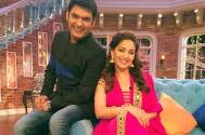 Madhuri to shake a leg on 'Comedy Nights With Kapil'
