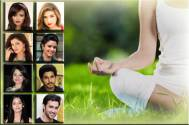 #InternationalYogaDay: TV celebs talk about benefits of yoga!