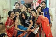 Jaya Bhattacharya is the 'Ultimate Maa' on the sets of Thapki Pyar Ki