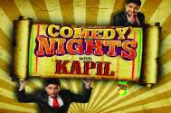 Comedy Nights with Kapil wraps up shoot