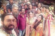 Siya Ke Ram team wraps up the extravagant 'Swayamvar shoot' at Ramoji Film City