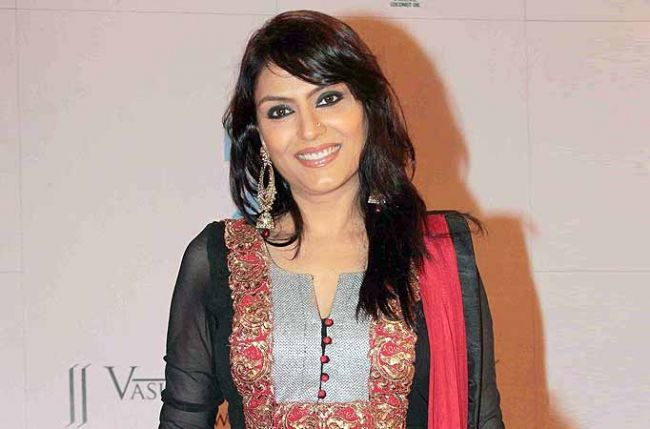 A quiet birthday for Anjali Mukhi