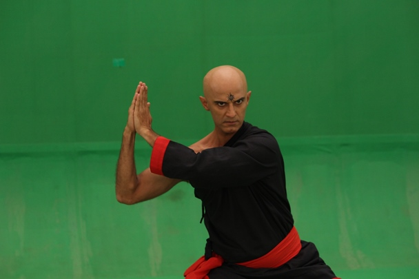 """I have been given an interesting look of a Shaolin Monk!"" – Rajesh Khera"