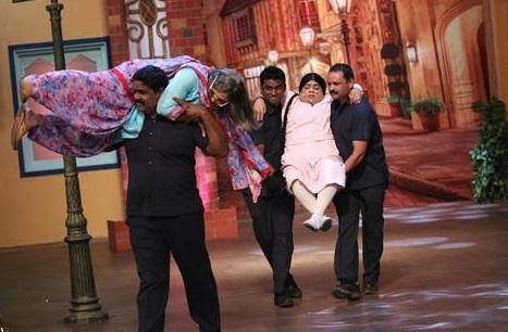 Why did Kiku Sharda and Ali Asgar refuse to shoot with Akshay Kumar!