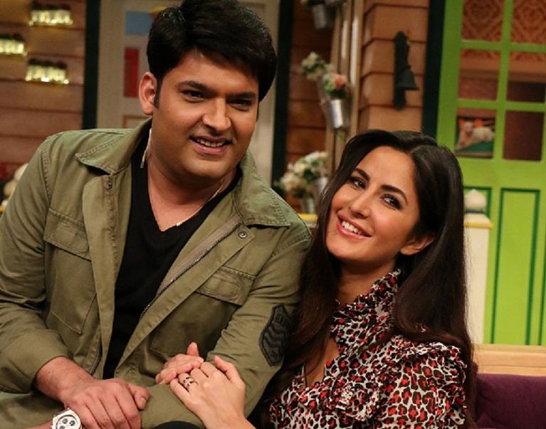 Katrina Kaif's debut with 'comedy king' Kapil Sharma!