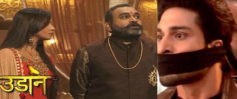 Kamal Narayan holds Suraj 'HOSTAGE', challenges Chakor!