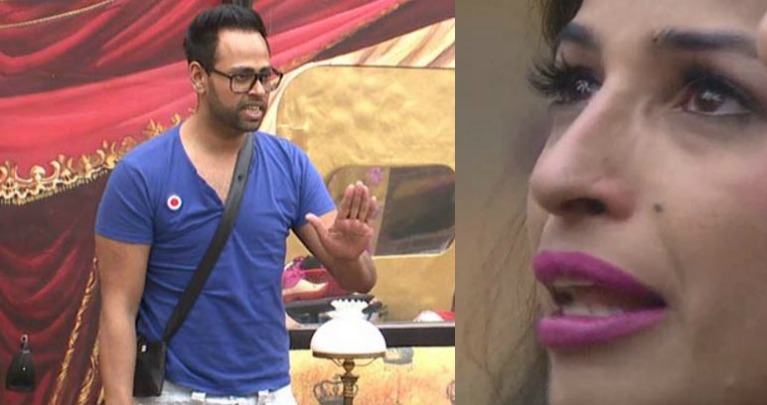 #BB10:VJ Andy lashes out at Priyanka Jagga!