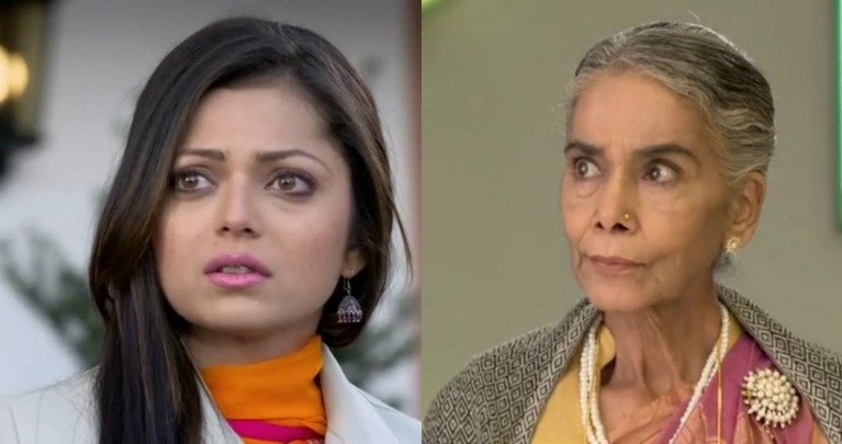 Dadi to be 'ARRESTED' in Pardes Mein Hai Mera Dil