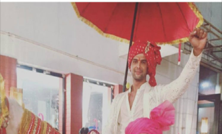 #Stylebuzz: Kushal Tandon's WEDDING outfit in Beyhadh is something you've 'Never Seen Before'