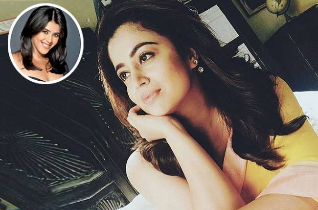 Want to work with Ekta Kapoor again: Nehha Pendse