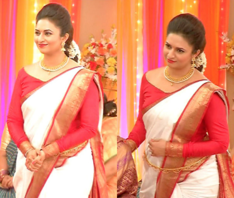 #Stylebuzz: Divyanka Tripathi Aka Ishita Is Back To Her 'Madrasi Look'