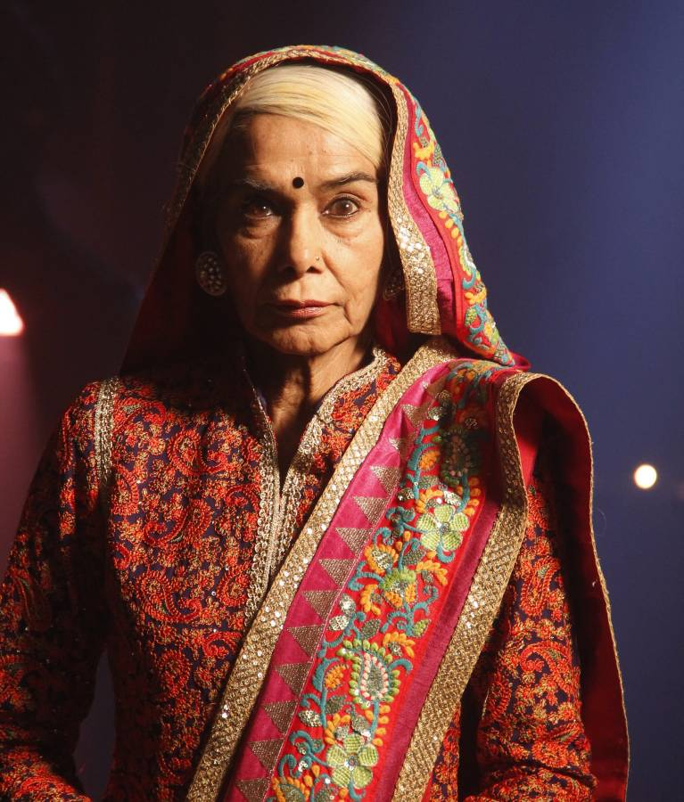 Surekha Sikri Returns as Ghost in ZEE TV's Ek Tha Raja Ek Thi Rani