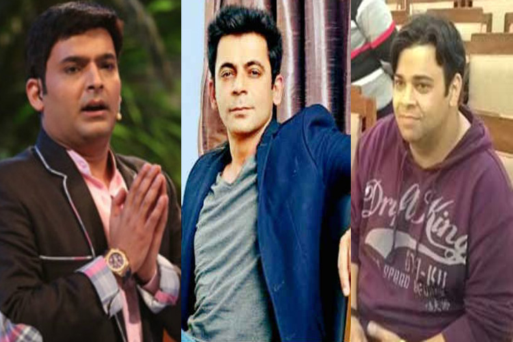 On the eve of 100 episodes, Kapil and Kiku have a SPECIAL message for Sunil Grover!