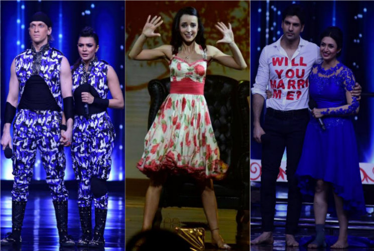 #Stylebuzz: This Week's 'Nach Baliye 8' Is Glazed With Tons Of Glamour