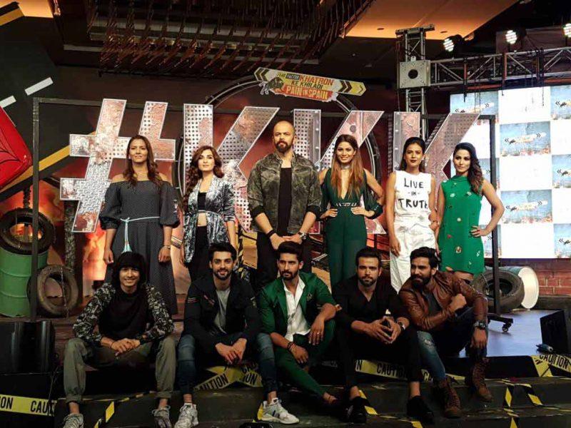 #StyleBuzz: Everything Swag And Style From The 'Khatron Ke Khiladi 8' Launch!