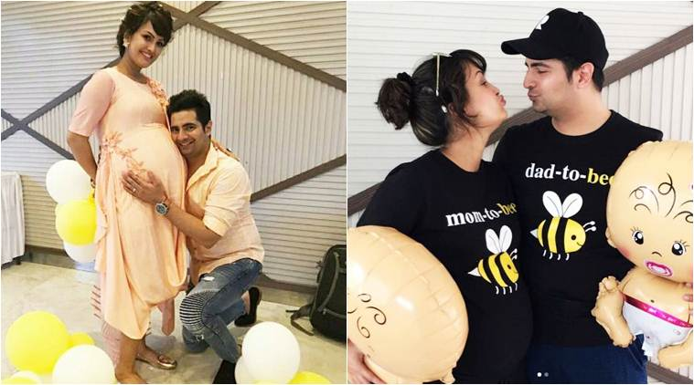 CONGRATULATIONS! Karan Mehra and Nisha Rawal welcome their bundle of joy!