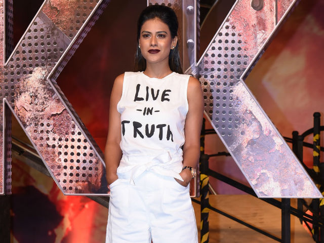 Nia Sharma talks about OVERCOMING her fears and her MOTTO in 'Khatron Ke Khiladi'