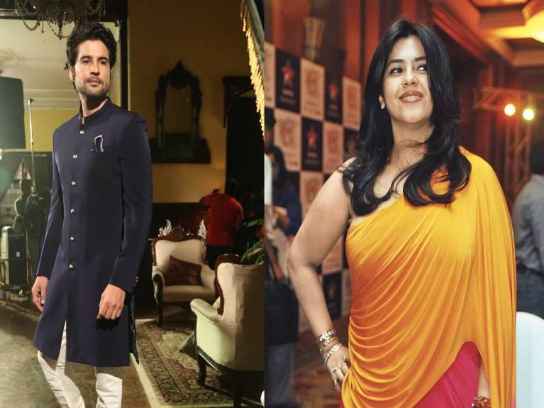 Ekta Kapoor and Rajeev Khandelwal are back together for a new venture!