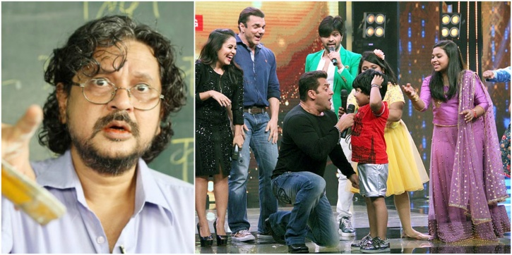 After his controversial statement, Amol Gupte to appear in 'Sa Re Ga Ma Pa'