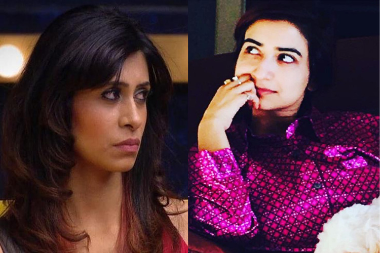 Kishwer Merchantt SLAMS producer Rashmi Sharma calling it the 'worst production house' ever