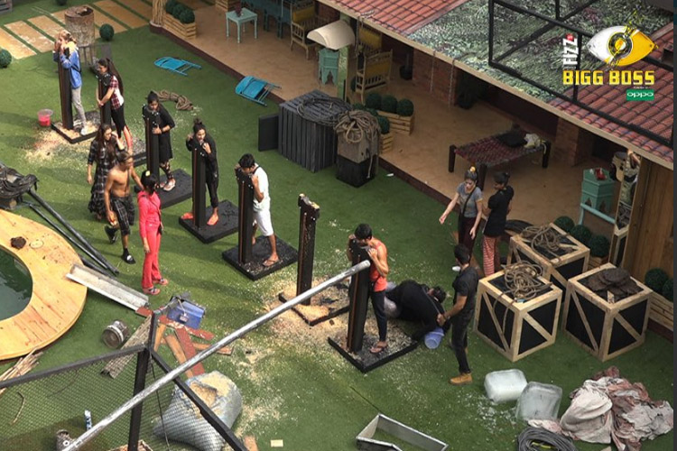 #BB11: The housemates wreak HAVOC leading to yet another PUNISHMENT by 'Bigg Boss'