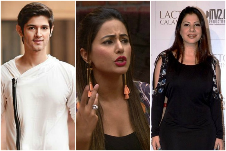 #BB11: After Rohan Mehra, Lopamudra Raut and Sambhavna Seth side with Hina Khan!