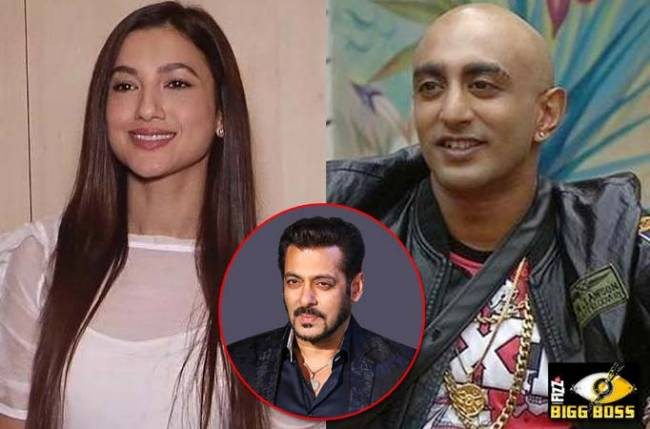 Gauahar Khan slams Akash for disrespecting Salman on Bigg Boss