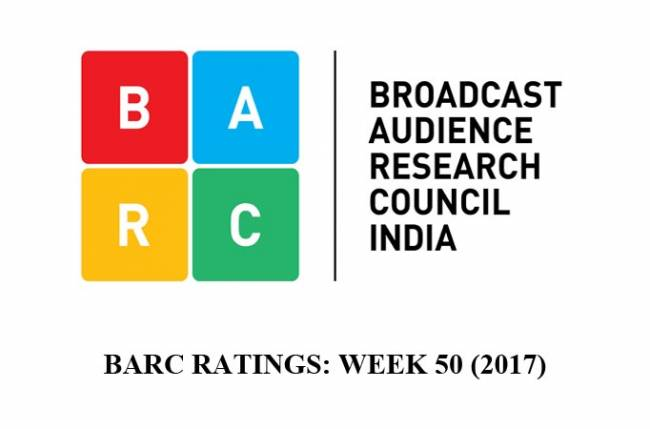 BARC Ratings: Week 50 – Star Plus climbs up to the second position