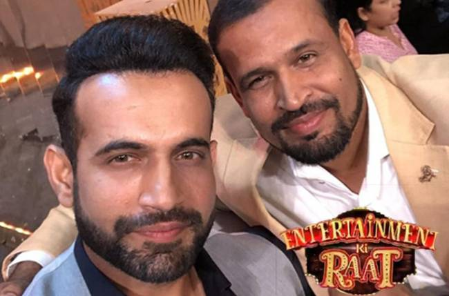 Yusuf, Irfan Pathan to appear on 'Entertainment Ki Raat'