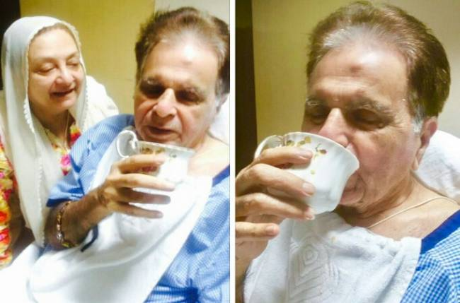 Veteran actor Dilip Kumar diagnosed with pneumonia