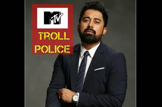 Celebrities come out & support of MTV Troll Police