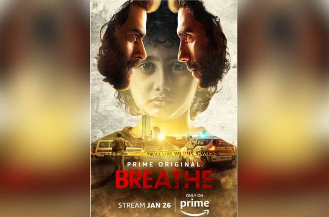 'Breathe': Amazon gives us a thriller series that won't let us breathe