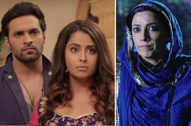 Yuvraj to kill Ammaji for scheming Komal's rape in Laado 2