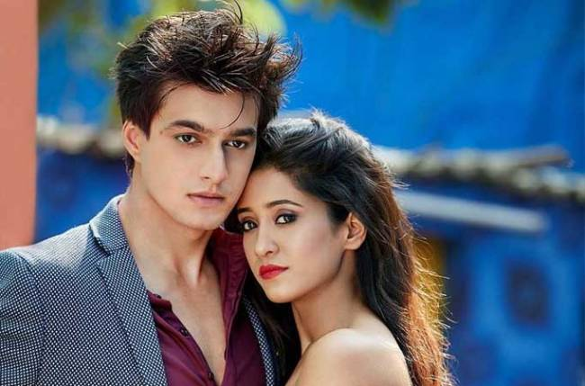 Mohsin and Shivangi redefine the mills & boons romance