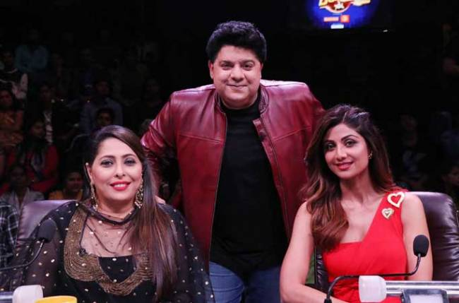 Sajid Khan replaces Anurag Basu on Super Dancer Chapter 2