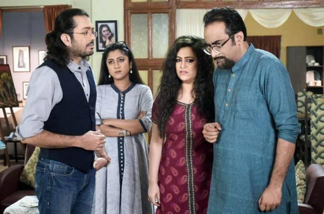 'Pistol' drama in Akash Aath's Ek Masher Sahitya: Goyenda Gargi
