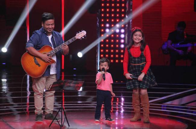 The Voice India Kids' latest find: Maha Guru Anush
