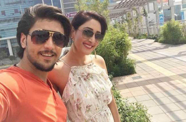 Girlfriend Shivya Pathania reminisces Kinshuk's Shaka Laka Boom Boom days