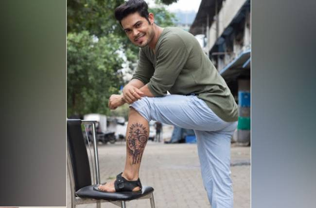 Kunwar Amar gets inked once again