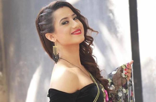 My ideal man is my father: Aalisha Panwar