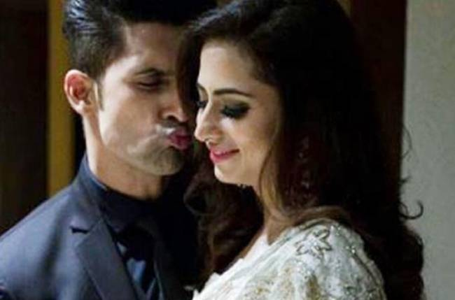 Sargun Mehta and Ravi Dubey are each other's strength