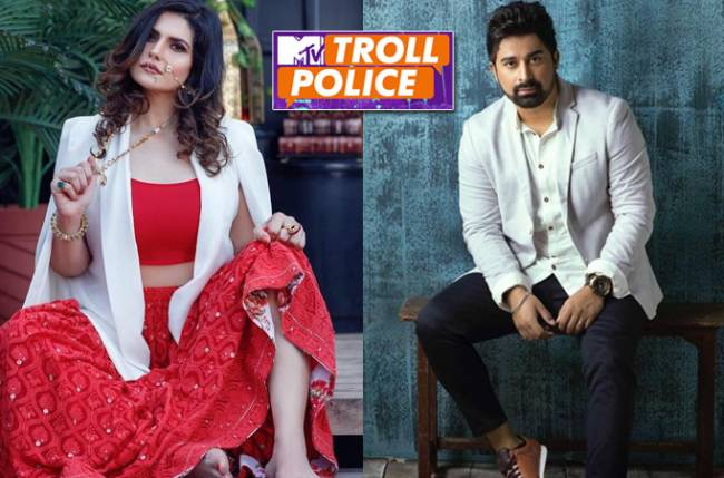 Zareen to replace Rannvijay in 'MTV Troll Police'