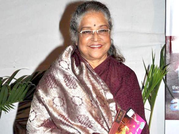Veteran actress Shubha Khote enters Saam Daam