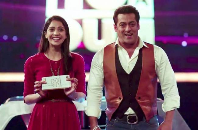 Salman Khan says 'Jisse Zindagi Sikhaye Usse Kaun Haraye'