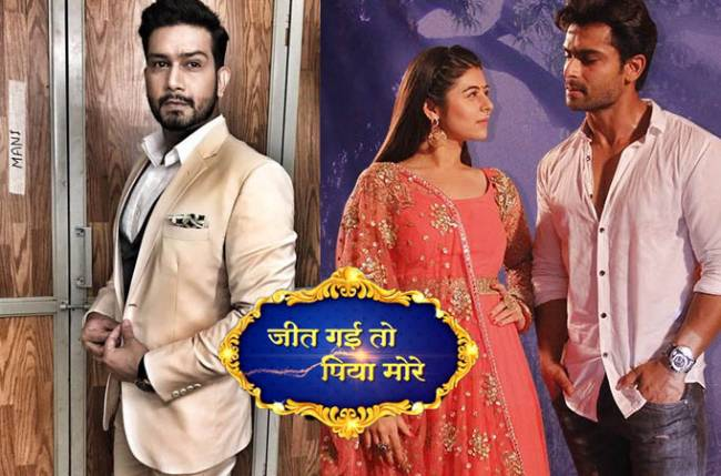 Get ready to witness a 'romantic' Daksh in Zee TV's Jeet Gayi Toh Piya Morey