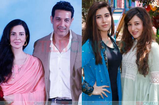 Khalid, Rukhsar teach Urdu to co-stars Priyanka and Sheena