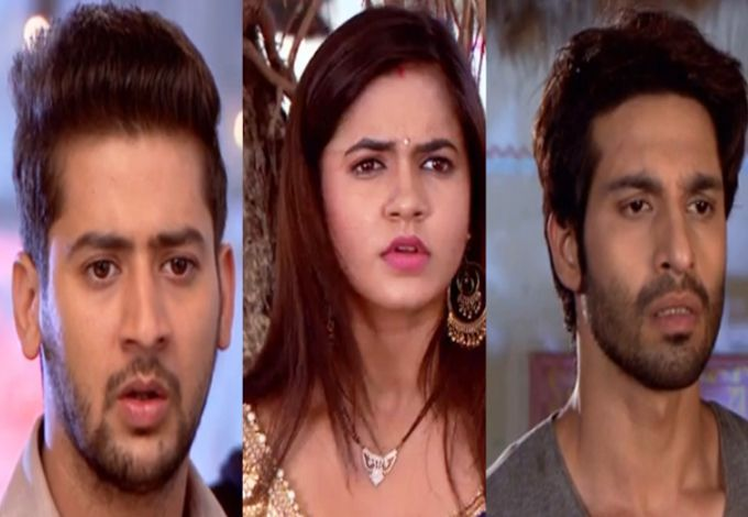 Vivaan shoots Sooraj and Chakor in Colors' Udaan