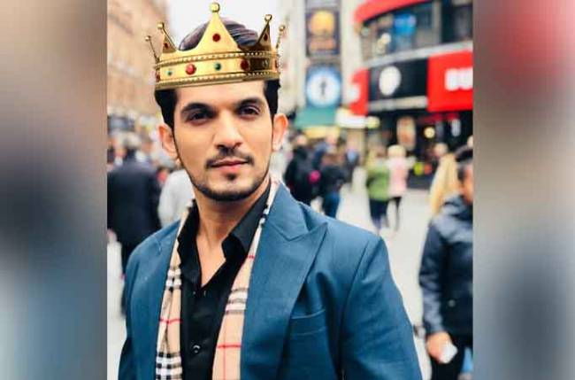 Congratulations: Arjun Bijlani is the INSTA King of the week!