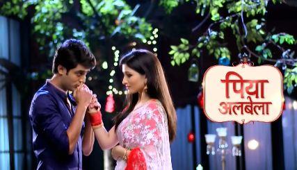 Stone pelting drama in Zee TV's Piyaa Albela
